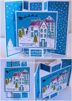 """Stampin' Up!'s """"Holiday Home"""" stamp set"""