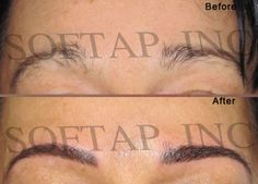 SofTap Permanent Makeup - Brows Courtesy of Jane Adler | Permanent ...