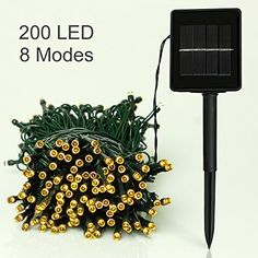 >>> Buy NOW before out of stock...: Outdoor Solar Powered String Lights, easyDecor 8 Mode 200 LED 72ft Warm White Waterproof Decorative Christmas Fairy Twinkle Light for Indoor Party,Wedding Decorations,Patio,Garden,Holiday,Tree Decor at Christmas Home Decor .