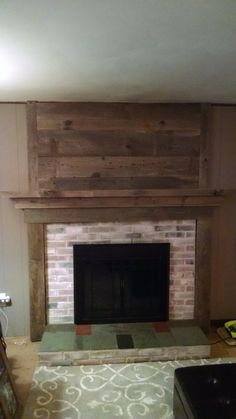 Reclaimed wood fireplace surround and mantel. | Fireplaces ... on floors fireplace, barn mantels, barn wood refrigerator, barn wood sunroom, barn wood windows, barn wood workshop, storage fireplace, add to basement fireplace, barn wood gas grill, hickory fireplace, barn wood porch, barn wood exterior, barn wood background, barn wood gazebo, candice olson tile fireplace, barn wood roof, barn wood spa, barn wood blinds, barn wood shower, barn wood patio,