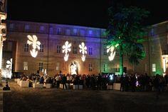June 2011, Palazzo Ducale, Sassuolo. Iris Ceramica 50 year anniversary.