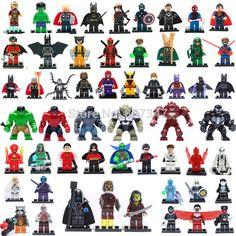 Aliexpress.com : Buy Decool Marvel Super Hero Iron Man Hulk Buster ...