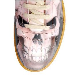 In Honor Of Halloween, Some Spooky Skull Shoes & Boots From Martin Margiela (+ 100 more things) Couture Heels, Skull Shoes, Amazing Pumpkin Carving, Horror Photography, Halloween Fashion, Halloween Shoes, Crafty Fox, Bad To The Bone, Halloween Accessories