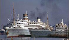 Hoe schepen sterven – Waterrimpels Ship Breaking, Holland America Line, Shore Excursions, Rotterdam, Nautical Theme, Sailing Ships, Ocean, Ss, Graveyards