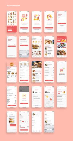 Happy Meals Food Delivery App UI Kit is a pack of delicate UI design screen templates that will help you to design clear interfaces for food delivery app faster and easier. Compatible with Sketch App, Figma & Adobe XD Ios App Design, Web Design, Iphone App Design, Android App Design, Mobile Ui Design, Graphic Design, Profile App, Dashboard App, Dashboard Design