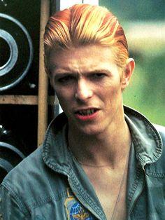 1975 Onset Flightsuit - David Bowie Photos