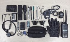 My Everyday Carry as a Paramedic
