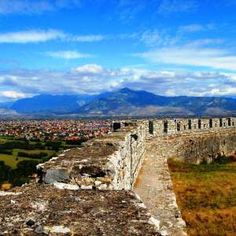 Rozafa Castle, Shkodra, Albania