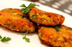 Indian Vegetable Patties - Food So Good Mall Patty Food, Apple Sandwich, Cupcake, Bacon, Russet Potatoes, Pasta, 4 Ingredients, Chutney, Tandoori Chicken