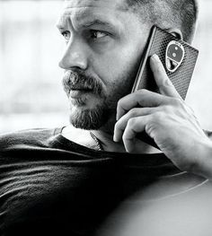 Tom Hardy for Solarin Phone, Sirin Labs.