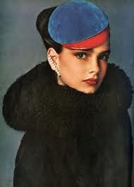 Loving This Look Of The Young Brooke Shields...