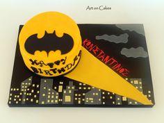 lego batman cake