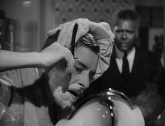 """""""Talk of the Town"""" (1942) Ronald Coleman, Rex IngramThe performance of Colman's valet/manservant (played by Rex Ingram) is especially significant, since it was rare for an African-American actor during this period to be given such a non-stereotypical part."""