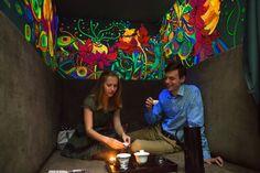 НеобыЧайная Silent Tea Room