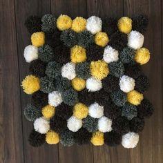 Pom Pom alfombra vivero sala decoración vivero alfombra bebé