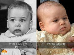 Like Father, Like Son, William & George