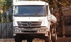 The Mercedes-Benz Atego won truck of the year 2011 #MercedesBenz