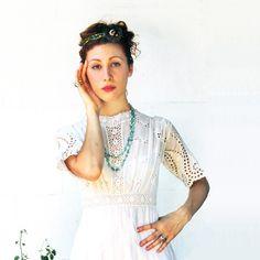 victorian vintage dress