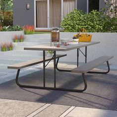 Shop a great selection of Folding Picnic Table Symple Stuff. Find new offer and Similar products for Folding Picnic Table Symple Stuff. Plastic Picnic Tables, Metal Picnic Tables, Folding Picnic Table, Rattan Side Table, Metal Side Table, Solid Wood Dining Table, Dining Chair Set, Patio Chair Cushions, Outdoor Dining