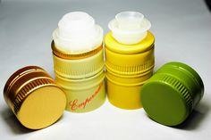Cap & Seal: Pourer, Sealings, Pourer, NRF, Plastisol, Compound, Tin Saran, Saranex, EPE, #beverage #packaging