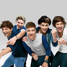 Meninos do One Direction apostando no azul tendencia 2013...ja comentei que sou directioner kkk