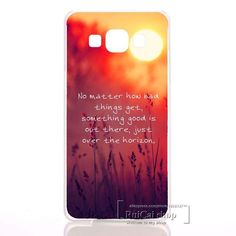 Beautiful Ocean Scenery Hard Case For Samsung Galaxy