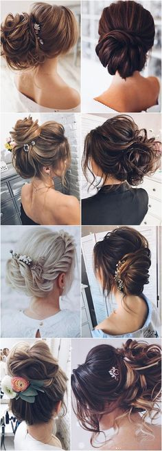 Wedding Hairstyle : Featured Hairstyle: tonyastylist (Tonya Pushkareva) http://ift.tt/2oJrJZN