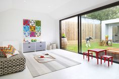 melbourne prefab cottage playroom