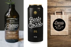 Local Brewery Script + Sans by Cultivated Mind on Creative Market Local Brewery, Apple Mac, Beer Brewing, Ipa, Linux, Craft Beer, Script, Fonts