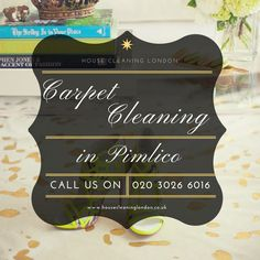 Pimlico carpet cleaning company offers you the most competitive and affordable prices.