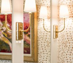 Circa lighting Hulton sconces for K's bathroom Eclectic Design, Interior Design, Providence Homes, Circa Lighting, Lighting Design, House Lighting, Light Decorations, Candle Sconces, Outdoor Lighting