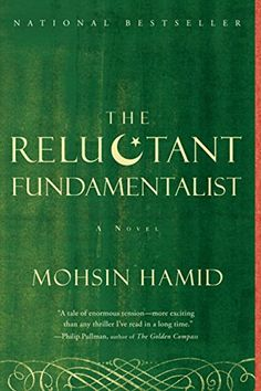 The Reluctant Fundamentalist by Mohsin Hamid http://www.amazon.com/dp/0156034026/ref=cm_sw_r_pi_dp_7LuVwb1H1ZK8Q