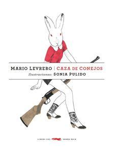 Una obra maestra del escritor uruguayo Mario Levrero, convertido en referente imprescindible de la actual literatura latinoamericana.Las imágenes de la prestigiosa artista catalana Sonia Pulido hacen de esta inquietante cacería surrealista una gran trampa,urdida por los conejos para atrapar definitivamente a los hombres.  https://luisborras.wordpress.com/2012/11/19/mario-levrero-caza-de-conejos/ http://rabel.jcyl.es/cgi-bin/abnetopac?SUBC=BPSO&ACC=DOSEARCH&xsqf99=1539615+