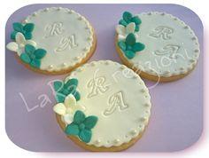 Biscotto decorato con pasta di zucchero