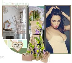 """love in spring"" by poeticprincess on Polyvore"