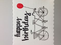 another birthday card i did for my hubby :)