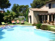 Villa am Meer, - Villa 4 Schlafzimmer, Schlafmöglichkeiten für 10Ferienhaus in Saint-Raphael von @homeaway! #vacation #rental #travel #homeaway