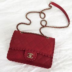 Red Chanel. So dreamy.