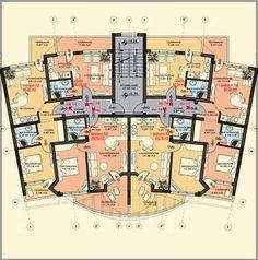 Apartment Unit Plans Apartments Typical Floor Plan Apartments