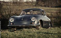 Porsche 356 by Stephan Diekmann, via Flickr