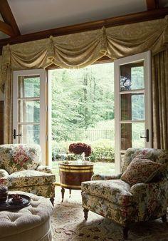 Samuel And Sons Passementerie Window Valances, Curtain Valances, Drapes  Curtains, Curtain Fabric,