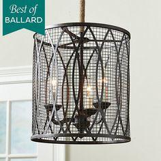 Denley 3-Light Pendant - maybe for hall?