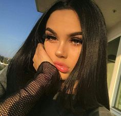 Maggie Lindemann, Photographie Portrait Inspiration, Grunge Hair, Tumblr Girls, Aesthetic Girl, Pretty Face, Lace Front Wigs, Lace Wigs, Pretty People
