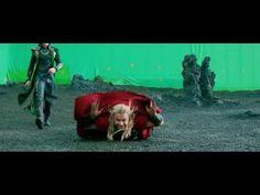 "Thor The Dark World Gag Reel - OFFICIAL Marvel | HD   ""BLAGH"" 'NYAH'"