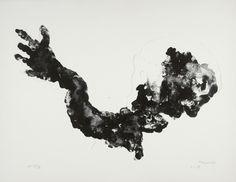 Armando – Zonder titel, 2007, Lithografie   Collectie MOA