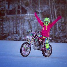 Motorcycle Women - thebikergirl (3)