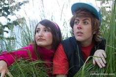 Gravity falls cosplay! I found this on devientart and it's by Satsori