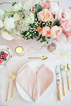 GALentine's Day: Dress up your table!