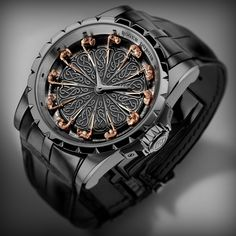 Excalibur 45 Knights of the Round Table I & II / Roger Dubuis #lodon_a