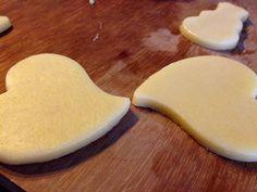 shortbread cookies...